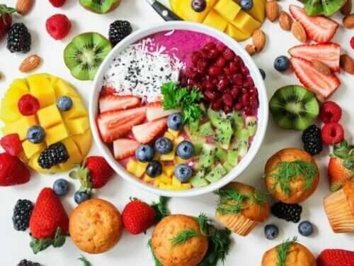 Goede voeding voor kinderen in de zomer