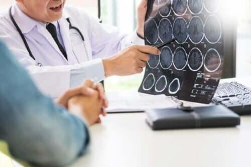 Een vitamine a-tekort en de hersenen