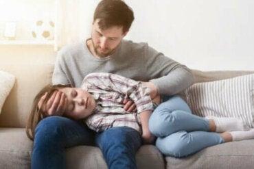 Natuurlijke remedies voor migraine bij kinderen