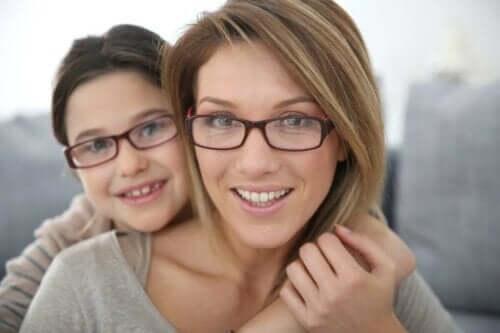 Samen dezelfde bril