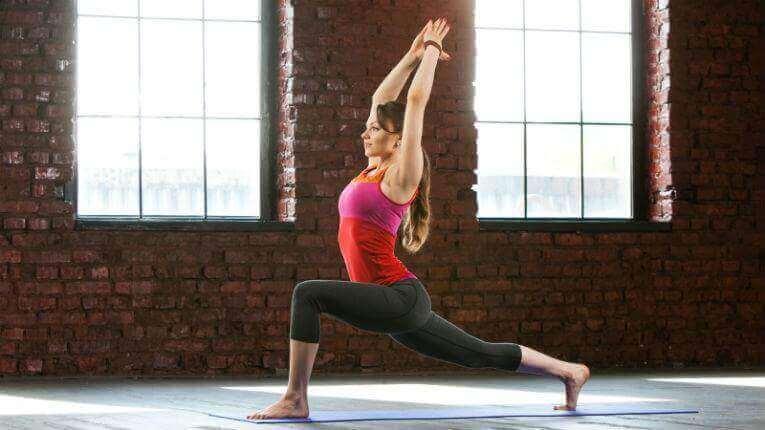 Yoga-oefeningen voor gewichtsverlies