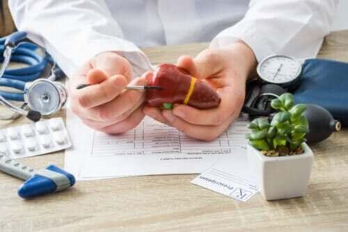 Voedingsadviezen voor mensen met cirrose