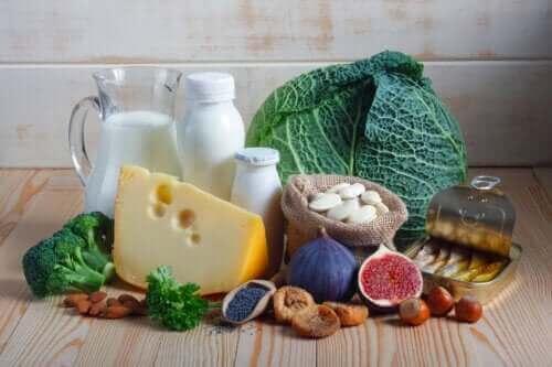 De gevolgen van een calciumtekort