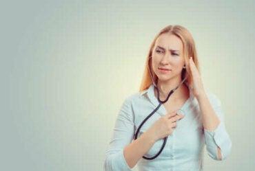Overmatige bezorgdheid over je gezondheid