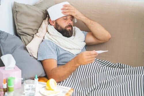 Waarom ontstaat koorts bij ziekte?