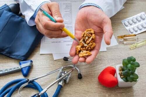 Wist je dat walnoten de bloeddruk verlagen?