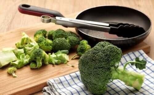 Vijf krachtige groenten die je zou moeten eten