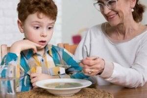 Eetstoornissen bij autistische kinderen