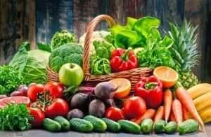 Fruit en groenten helpen psoriasis bestrijden
