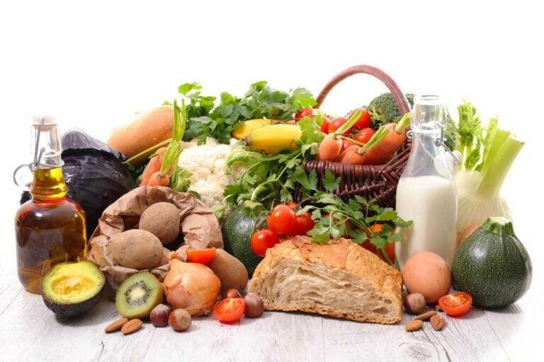 Een uitgebalanceerd dieet om gewicht te verliezen