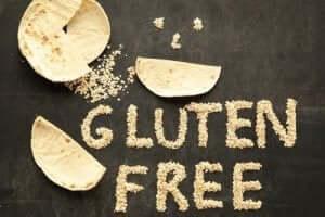 Glutenvrij eten kan helpen psoriasis te verlichten