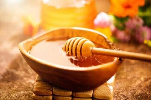 De glycemische index van honing en diabetes