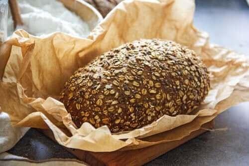Twee recepten voor koolhydraatarm brood