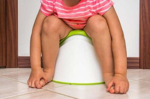 Een urineweginfectie bij kinderen