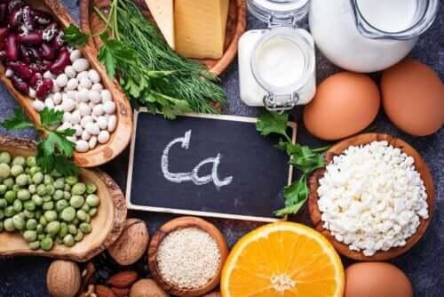 Calciumrijke voedingsmiddelen