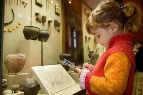 Hoe kun je kinderen interesseren voor musea?