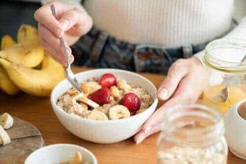 Is het gezond om haver als ontbijt te eten?