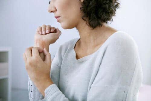Soorten chronische urticaria en de kenmerken ervan