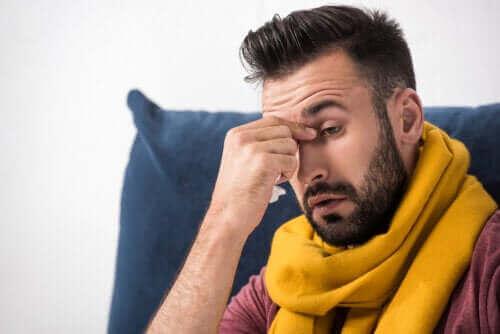 Turbinate hypertrofie: oorzaken en symptomen