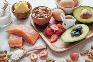 Lijst met goedgekeurde ketogene voedingsmiddelen