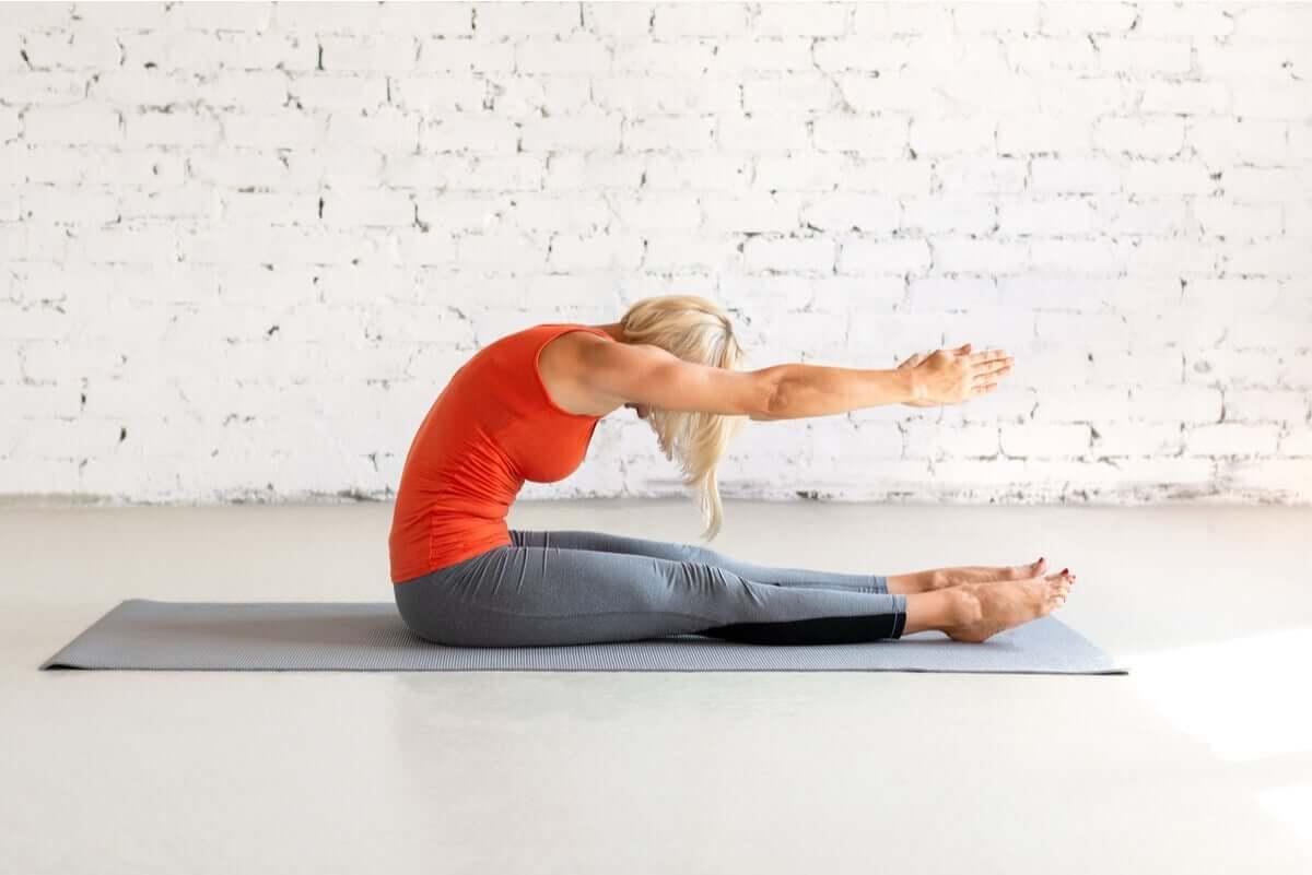 Pilates-oefeningen voor beginners
