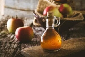 Aangetoonde eigenschappen van appelazijn