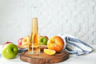 6 bijwerkingen van overmatig gebruik van appelazijn
