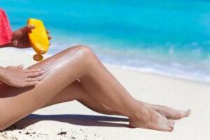 De gezondheidseffecten van zonnestraling