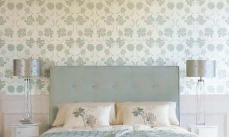 Een rustgevende slaapkamer