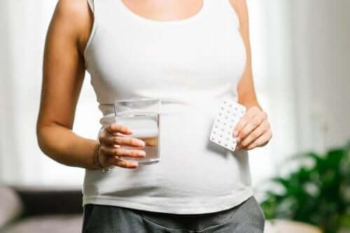 De inname van foliumzuur tijdens de zwangerschap
