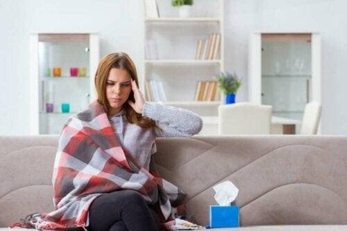 6 tips die je kunnen helpen herstellen van een griep