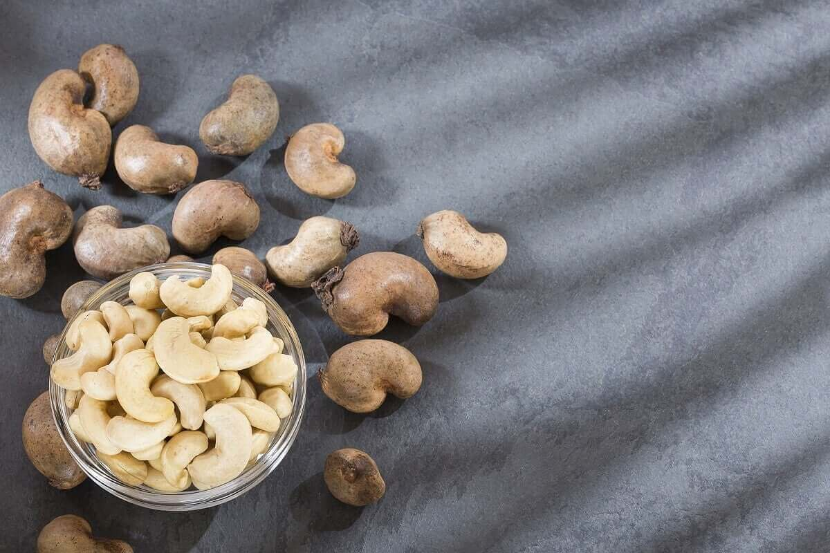 Schaaltje cashewnoten