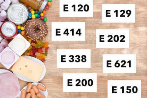 Wat zijn de soorten voedseladditieven die er zijn?