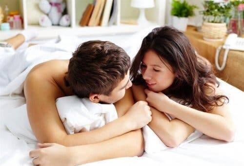 Een gesprek over je seksuele verlangens beginnen