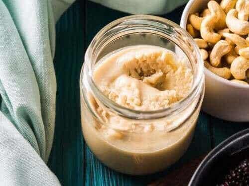 Ontdek meer over cashewcrème