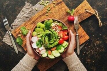 5 salades met avocado die je misschien wilt proberen