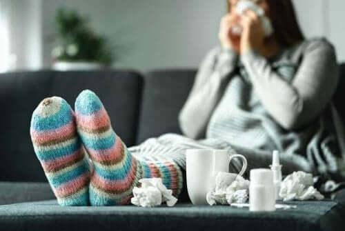 Wat je in je dieet op moet nemen als je de griep hebt