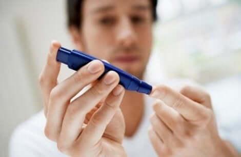 Wie loopt een verhoogd risico op gangreen