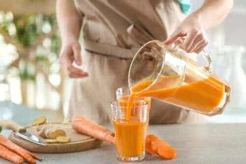 Alles over de voordelen van carotenen