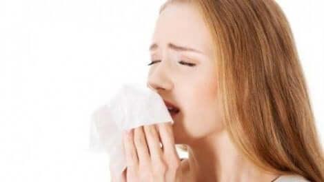 Verkoudheid is een van de veelvoorkomende ziekten