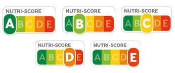 Nutri-score label