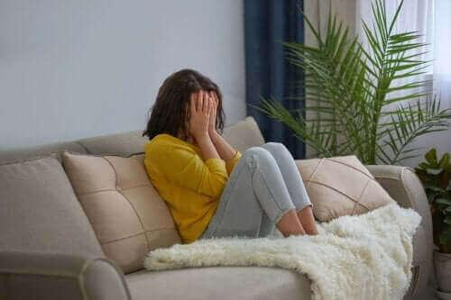Een zenuwinzinking hebben: je limiet is bereikt