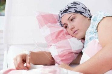 Kanker beïnvloedt de emotionele gezondheid