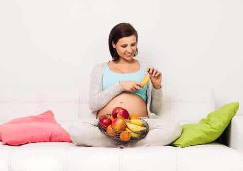Risico's van een dieet met veel suiker tijdens de zwangerschap