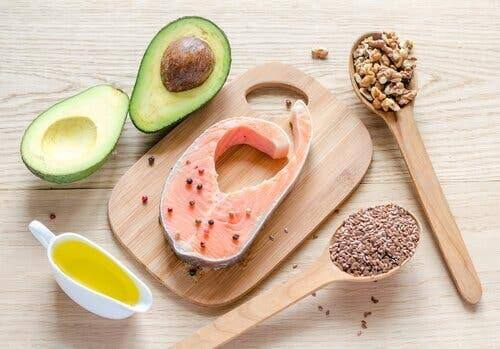 Bronnen van omega 3-vetzuren