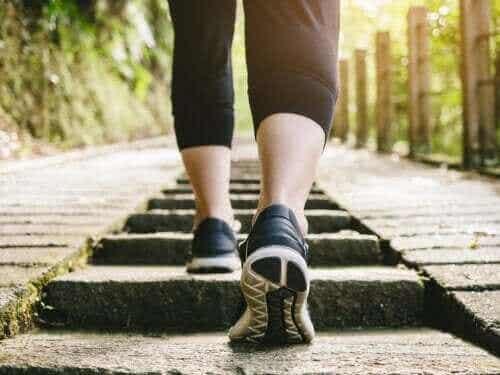 Is wandelen na het eten gezond?