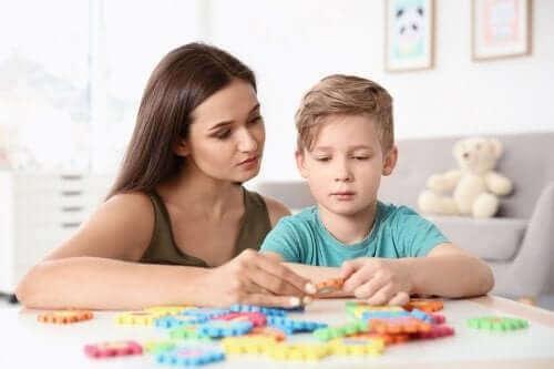 Kinderen met autisme: 4 belangrijke oefeningen