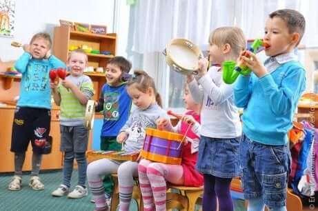 Muziektherapie is een nuttige activiteit