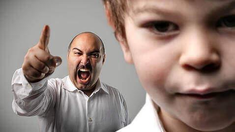 Ouders zijn de spiegel waarin kinderen kijken