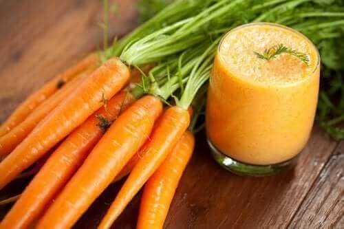 3 huismiddeltjes van wortel tegen diarree